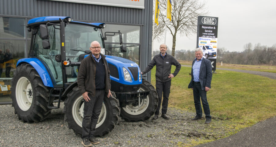 GMC - Kristian, Ulrik og Søren - New Holland